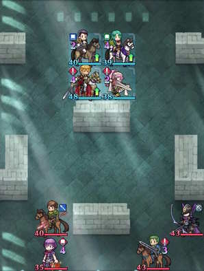 Paralogue 7-1 map
