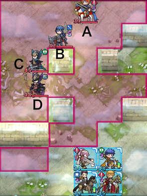 Paralogue 11-2 map