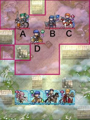 Paralogue 11-3 map