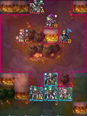 Paralogue 14-2 map