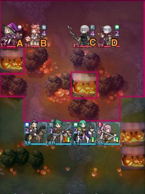 Paralogue 14-3 map