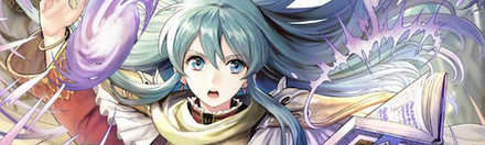 FEH Red Tome Eirika Banner