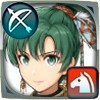 Lyn - Brave Lady Icon
