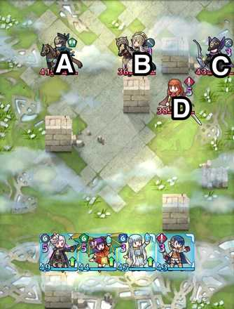 Paralogue 24-1 map