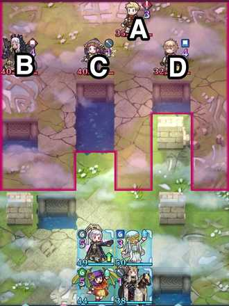 Paralogue 26-3 map