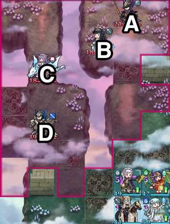 Paralogue 27-2 map