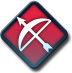 Red Bow Icon