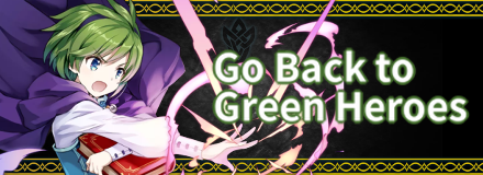 Back to Green Heroes
