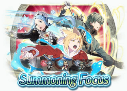 Heroes with Iceberg Banner