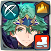 Alm - Saint-King Icon