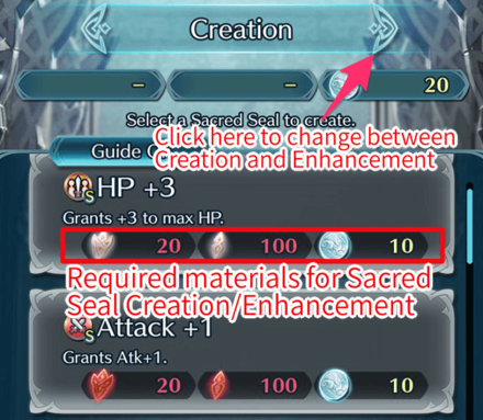 Sacred Seal Forge