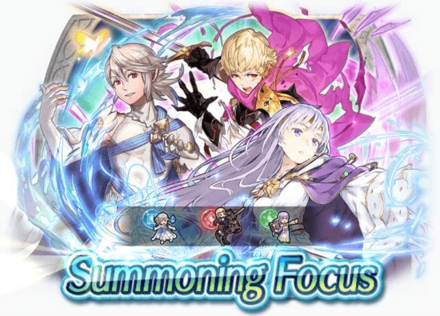 Heroes with Dragon Fang Banner