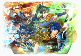 Brave Heroes Banner