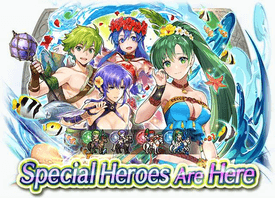 Summer Refreshes Banner