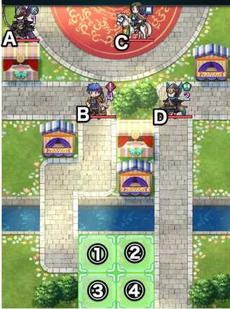 Paralogue 31-2 map