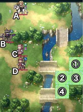 Paralogue 33-2 map