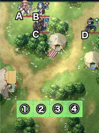 Paralogue 33-1 map