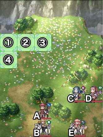Paralogue 33-3 map