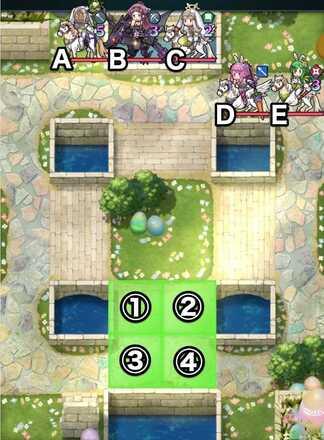 Paralogue 32-3 map