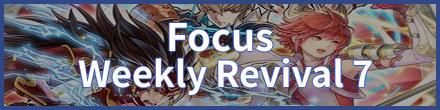 Weekly Revival 7 Banner