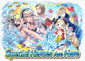 Nohrian Summer (Revival) Banner