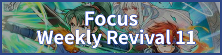 Weekly Revival 11 Banner
