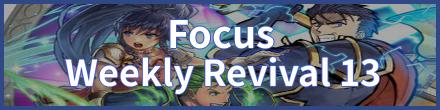 Weekly Revival 13 Banner
