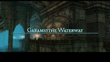 garamsythe waterways final fantasy xii ffxii ff12