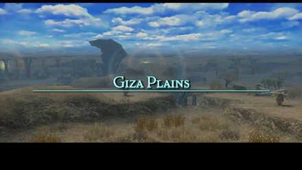 giza plains main story walkthrough final fantasy xii ff xii ff12