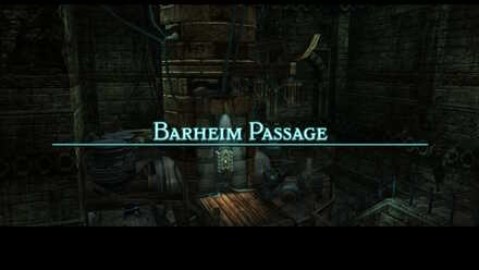 barheim passage main story walkthrough final fantasy xii ffxii ff12