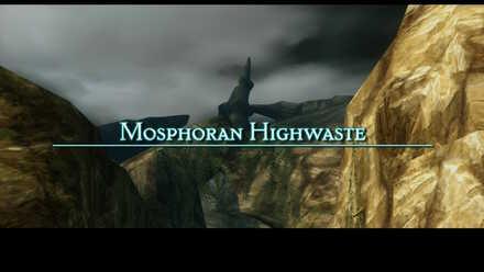 mosphoran highwaste main story walkthrough final fantasy xii ffxii ff12