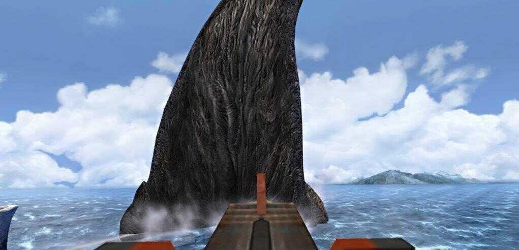 Sin Fin Ship Voyage to Kilika