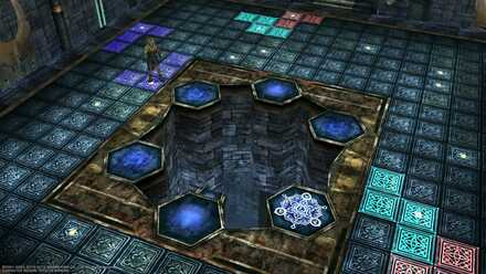 Zanarkand Cloister of Trials Pattern21 Entrance Puzzle Solution Guide