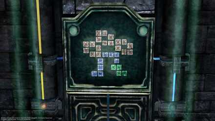 Zanarkand Cloister of Trials Pattern 4 Entrance Puzzle Solution Guide