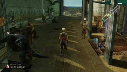 nalbina fortress main story walkthrough final fantasy xii ffxii ff12