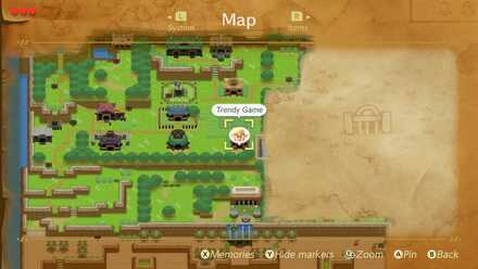Secret Seashell Locations And Rewards Zelda Link S