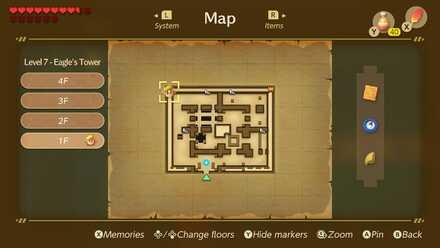 How To Find Secret Seashell 48 Zelda Link S Awakening Game8