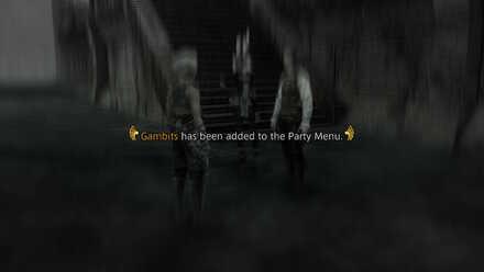 gambits tactics main story walkthrough final fantasy xii ffxii ff12