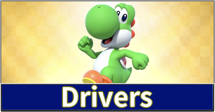 Mario Kart Tour Drivers