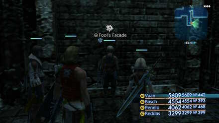 fools facade wall main story walkthrough final fantasy xii ffxii ff12
