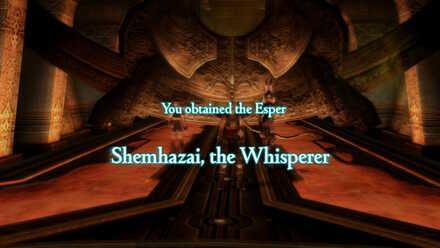esper shemhazai main story walkthrough final fantasy xii ffxii ff12