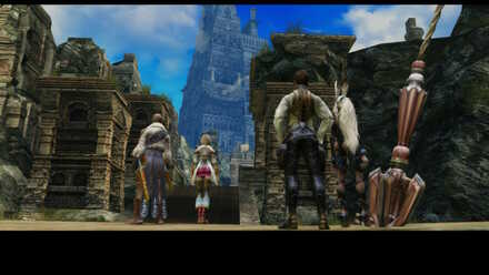 reddas ashe balthier fran main story walkthrough final fantasy xii ffxii ff12