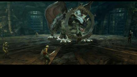dragon boss Tiamat main story walkthrough final fantasy xii ffxii ff12