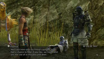 free Chocobo Imperials main story walkthrough final fantasy xii ffxii ff12
