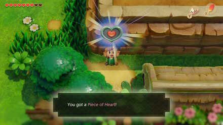 Animal Village Heart Piece
