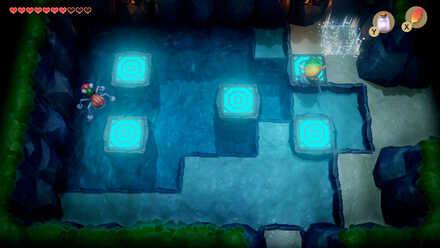 Blue tiles 3
