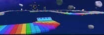 SNES Rainbow Road R