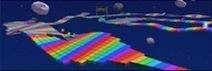 SNES Rainbow Road T Image
