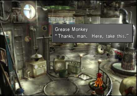Galbadian Soldier in Grease Monkey House 3.jpg