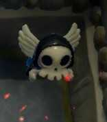 Flying Bone Putter